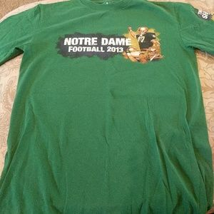"Notre Dame football ""The Shirt"" 2013"